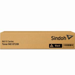 Toner T20k Sindoh N610 Black