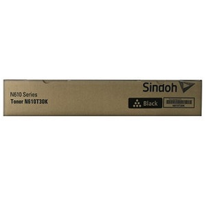 Toner T30k Sindoh N610 Black