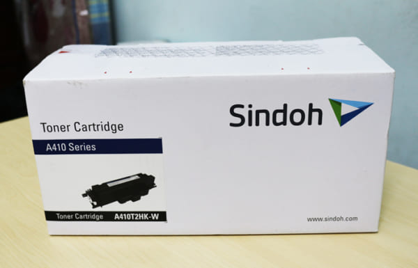 Mực A410T2HK Cartridge SINDOH 2.5k