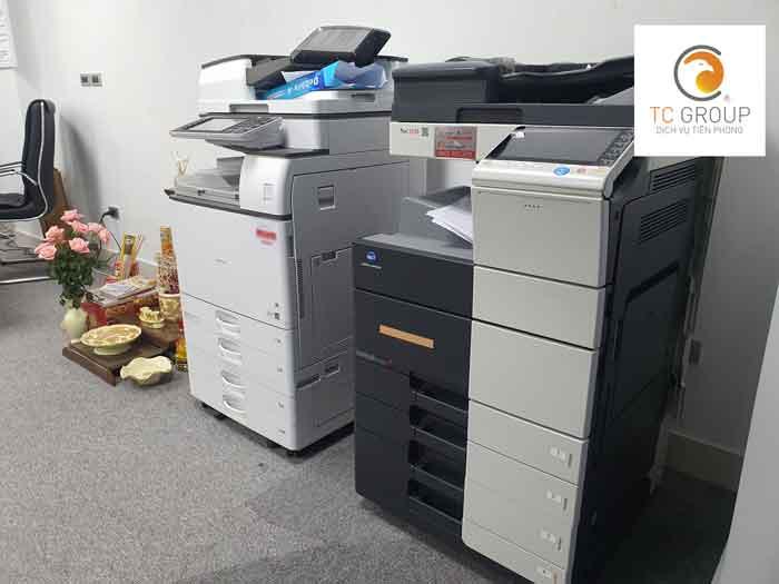 Dịch vụ sửa chữa và bảo hành máy photocopy quận Ba Đình
