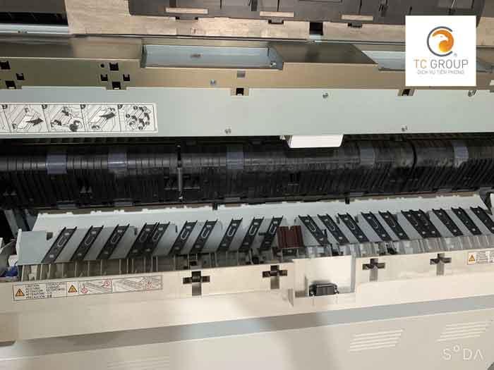 Máy photocopy quận Đống Đa đang tìm đơn vị bảo hành uy tín, chất lượng