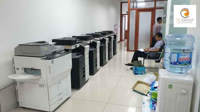 Máy photocopy quận Hà Đông cần tìm đơn vị bảo hành chính hãng