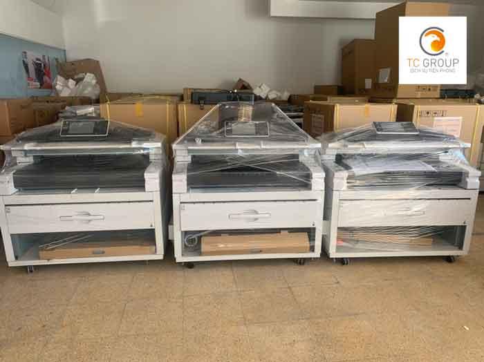 Dịch vụ sửa chữa và bảo hành máy photocopy quận Thanh Xuân