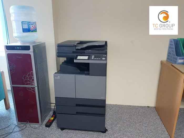 Trung tâm bảo hành máy photocopy ở Hưng Yên