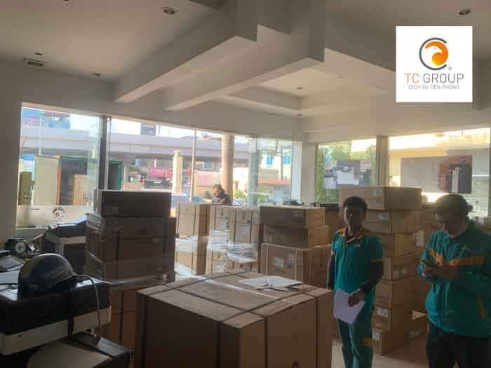 Dịch vụ bảo hành máy photocopy SINDOH tại Vĩnh Phúc